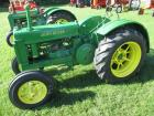 "1941 John Deere Mod. BR, WF, fenders, new front tires, PTO, Spoke wheels, 11X26"" tires, flywheel start, #332185"