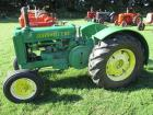 "1945 John Deere Mod. AR/AO, WF, fenders, 13X26"" tires, flywheel start, #265223"