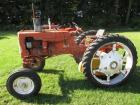 1967 Allis Chalmers Mod. D-12 Series 3, High-Crop, WF, fenders, 3pt., remote hyd., high-low transmission, #9946