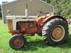 "1963 Case Mod. 930 Comfort King 940 Wheatland, LP gas, 18.4X34"" tires, dual remote hyd., no PTO, #8201002"