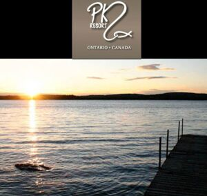 (364) PK Resort 3 Day Canadian Fishing Trip for 2- This is good for 3 day American plan all expenses paid Fly-in getaway for 2 people on Granite Hill Lake. Your vacation package includes: round trip airfare from White River to Granite Hill Lake, accommoda