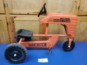 Ranch Trac AMF Turbo 517 chain drive